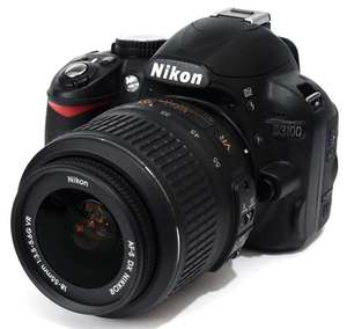 [Lokal]Nikon D3100 + 18-55 mm VR Kit nur am 13.1.2014 im MM Mannheim/Viernheim