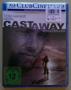 [Real - Berlin Helle Mitte] Cast Away (Blu-Ray)