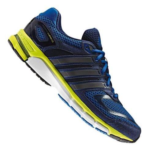 Adidas Response Cushion 22 Running Blau Grau [Herren] für 43,98€ inkl. Versand (Link in der Beschreibung) - Auch viele Modelle für Frauen