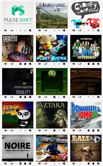 'Starting 2014 Like a Boss' Bundle [teilw. Steam]