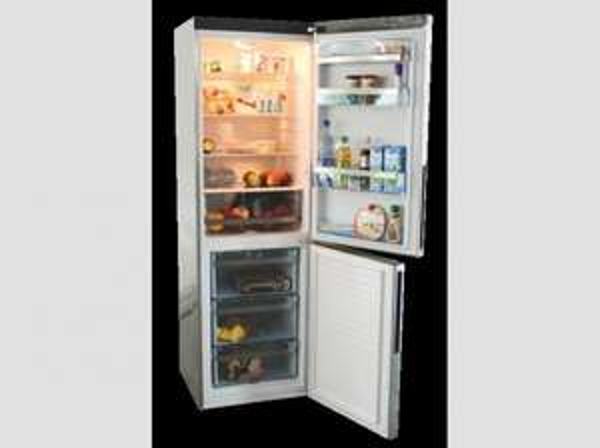 Auto Kühlschrank Media Markt : Haier csm 837 af kühl gefrierkombination a edelstahl look @media