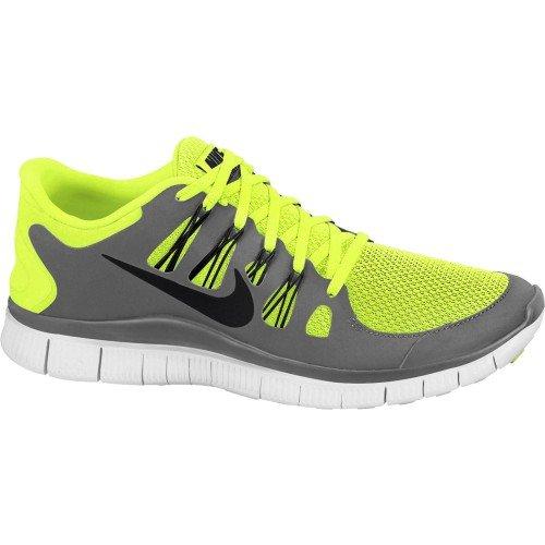 Nike Free 5.0+ grau/gelb in allen Größen für 66,66 Euro @ tennis-point.de