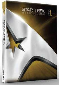 Star Trek: Original Series 1 - Remastered (8 DVDs) [@play.com]