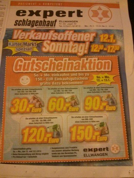 @Schlagenhauf Ellwangen Cashback am kalten Markt