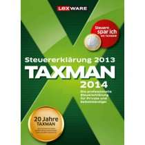 TAXMAN 2014 (Download) für 14,95€