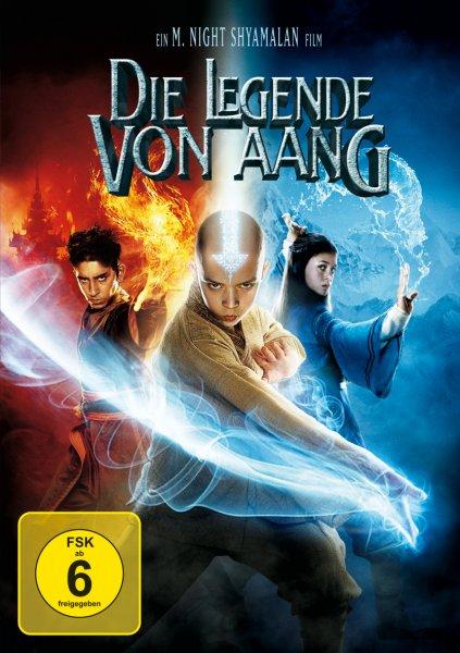 Die Legende von Aang in 3D [Blu-ray] @ Amazon Blitzangebot