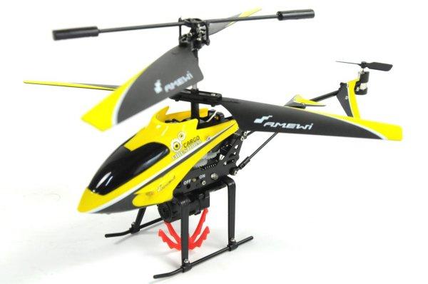 RC-Hubschrauber Amewi Firestorm Cargo RTF mit Seilwinde für nur 13,67€ [AmazonPrime]