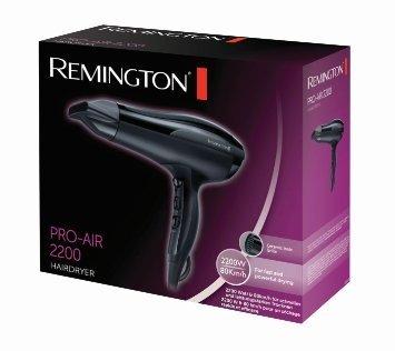 REMINGTON D 5210 Pro Air 2200 Haartrockner (schwarz) 10,90€ ggf. zzgl. 4,99€ Versand (Expert)
