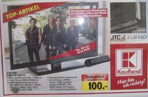 Ab 20.01.2014 / Kaufland / Jay-tech LED TV 821C -------> 100,- Euro