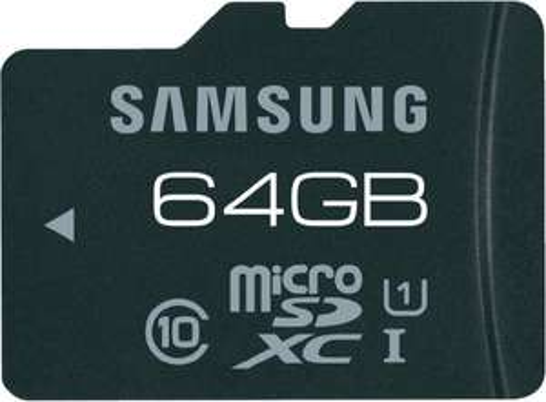 Samsung Pro microSDXC 64GB Class 10 UHS-I für 42,30 € @Digitalo