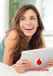 Vodafone Internet Flat 5GB für 29,76 in 2 Jahren