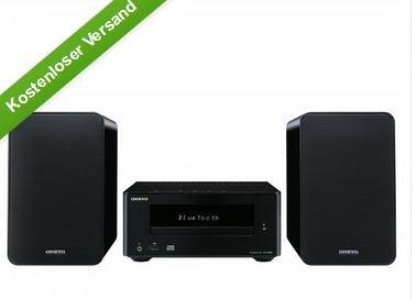 Wieder da - EBAY -Onkyo CS 245 BT CD-Receiver Schwarz  Bluetooth® Streaming, iPod iPad iPhone Anschluss 149€ - versandkostenfrei