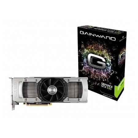Gainward GeForce GTX 690 - 2 GPUs - GF GTX 690 - 4 GB GDDR5 - PCI Express 3.0 x16 - 3 x DVI, Mini DisplayPort @Amazon.fr