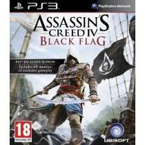 Assassin's Creed 4: Black Flag (PS3) für 24€ @The Game Collection