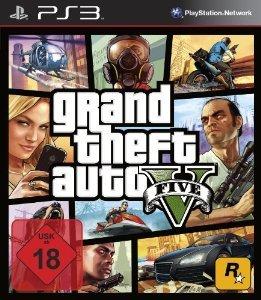GTA 5 - Grand Theft Auto V für Xbox 360 und PS3 für 39 Euro