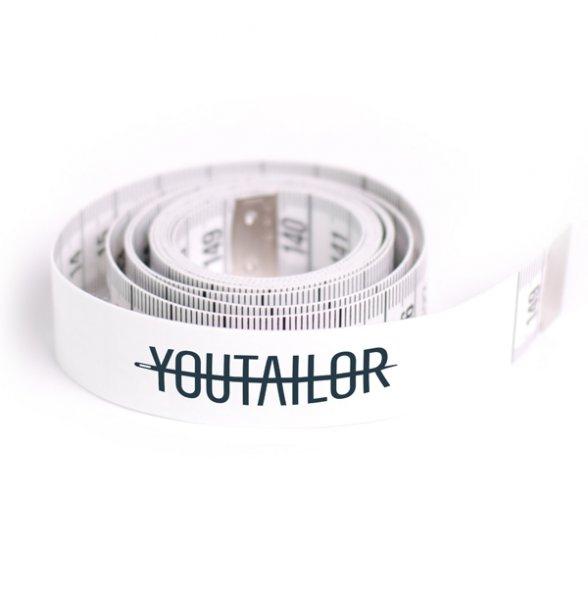 Kostenloses Schneider-Massband von Youtailor