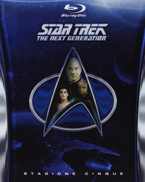 Star Trek - The Next Generation SEASON 5 Blu-ray
