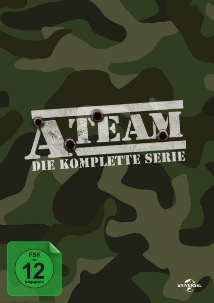 A-Team - Die komplette Serie [27 DVDs] und Miami Vice - Die komplette Serie [30 DVDs] für je 27,97 €