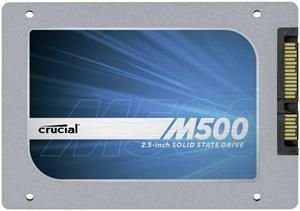 Crucial SSD M500 240GB für 120,89 EUR @computeruniverse