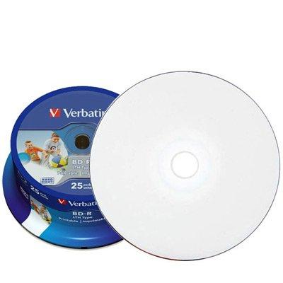Verbatim Blu-Ray Datalife BD-R 25 GB 6x - 50 Stück @ CDRohlinge24