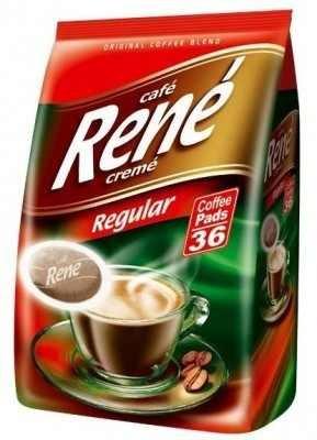 RENE Kaffeepads Regular 36 Kaffeepads im Action Markt Deutschlandweit