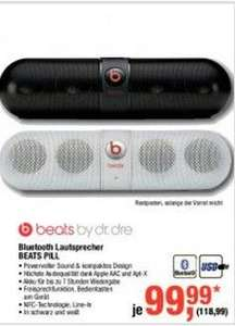Beats Pill - BT (Metro) 99,99+MwSt=118,99€
