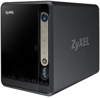 Zyxel NSA325 v2 NAS-Server (2-Bay, SATA III, 1x RJ-45, USB 3.0) für 80,60€ [digitalo]
