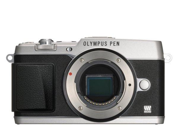 Olympus E-P5 Systemkamera-nur Body-TIEFSTPREIS -28% (16 Megapixel MOS-Sensor, True Pic VI Prozessor, 5-Achsen Bildstabilisator, Verschlusszeit 1/8000s, Full-HD)