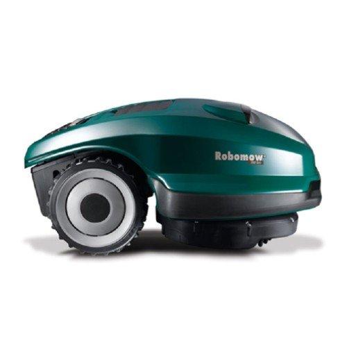 Rasenmäher-Roboter Scharf! Robomow RM510