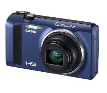 Casio EXILIM ZR400 (Neu) Weiß oder Blau für 111,00 + 4 € VSK