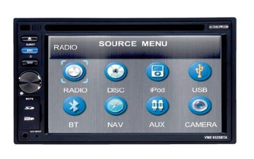 Audiovox VME 9325 BTA, 2DIN Moniceiver mit DVD Player für 137€ @Redcoon