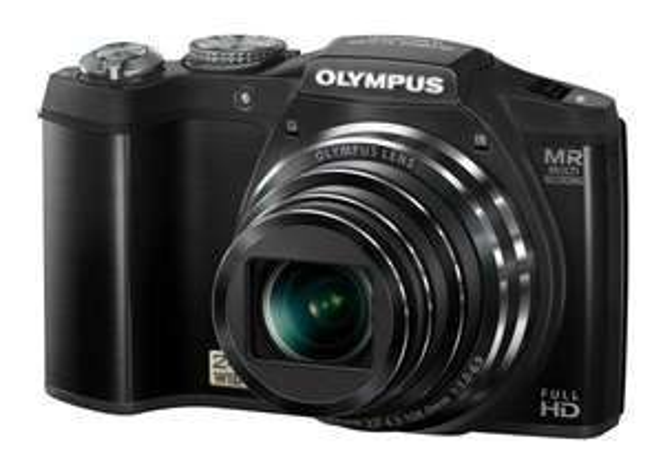 Olympus SZ-31MR Kamera (16 Megapixel, 24-fach opt. Zoom,3 Zoll Display, 3D Fotos , Duale Bildstabilisierung) @Amazon.uk