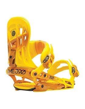 Snowboard-Bindung Rome 390 orange (und weitere Artikel!) - Vergleichspreis ca. 190€