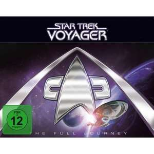 Star Trek Komplettboxen