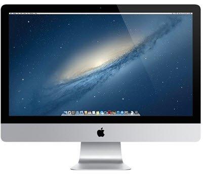 "Apple iMac 27"" refurbished mit 2,9 GHz Quad-Core Intel Core i5"