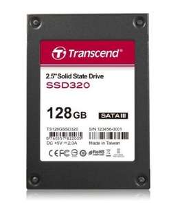 Transcend SSD320 128GB interne Solid State Drive
