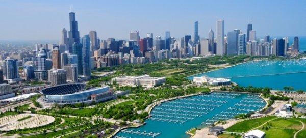 Chicago 8 Tage Flug + Mietwagen für 400€ oder 11 Tage für 500€ / 8 Tage Flug + Hotel (4 Sterne) für 600€ - Preis pro Nase - min. 2 Nasen @Airberlinholiday