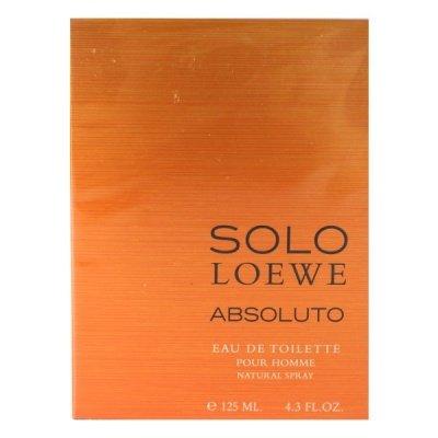 LOEWE Solo Absoluto 125ml Eau de Toilette @Favorio
