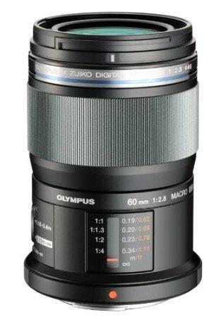 Olympus 60mm Makro Objektiv für mFT bei amazon.com mit allen Gebühren und Zoll