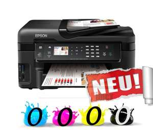 Epson WorkForce WF-3520DWF All-in-One für 95,- @ebay