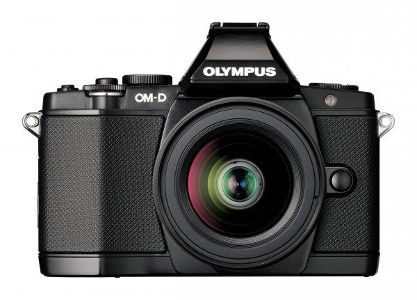 Olympus E-M5 OM-D Systemkamera- 29% unter DE Preis(16 Megapixel, 7,6 cm (3 Zoll) Display, bildstabilisiert) inkl. Objektiv M.Zuiko Digital ED 12-50mm schwarz