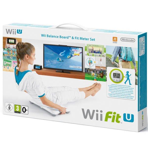 Nintendo™ - Wii Fit U + Fit Meter + Wii Balance Board für €64,90 [@Zavvi.com]