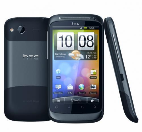 HTC Desire S für 305,80€ @ Amazon.de (WHD)