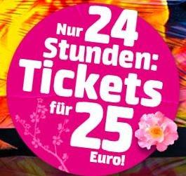 MOMIX BOTANICA Tickets für 25€ (Nur Morgen)