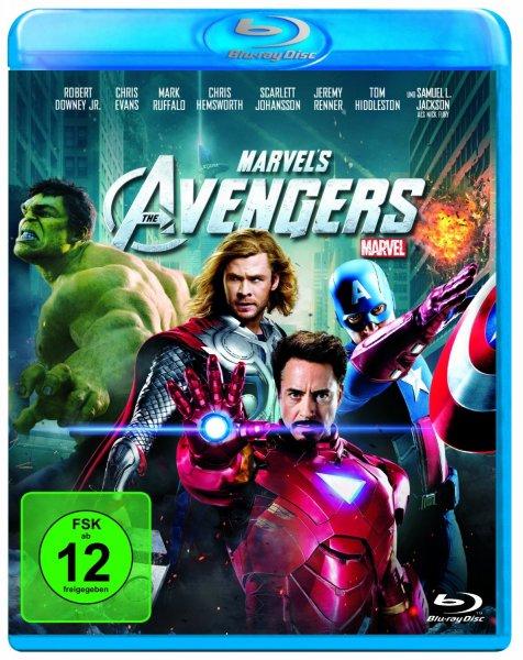 [Amazon Prime] Marvel's The Avengers [Blu-ray] für 10.53€ als 3D 19,50€