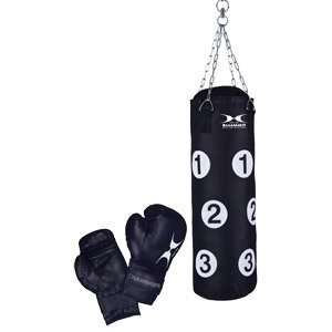 Hammer Boxsack Box-Set Sparring, inkl. Boxhandschuh Fit für 49,95 bei real.de