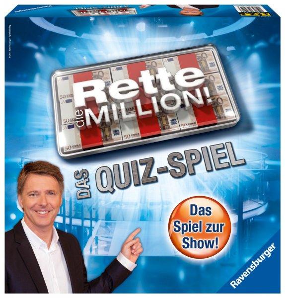 Rette die Million - Das Quiz-Spiel bei www.galeria-kaufhof.de