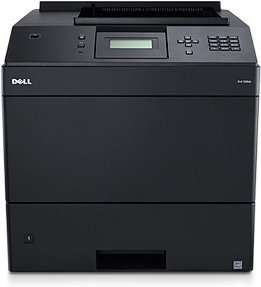 Dell 5350dn Laserdrucker für 105€ @Redcoon