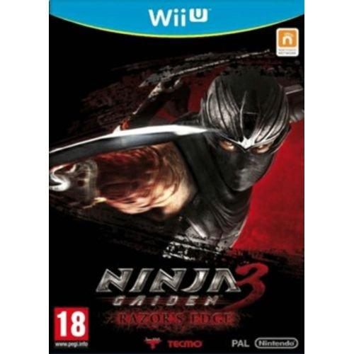 Ninja Gaiden 3 - Razors Edge (WII U) aus UK