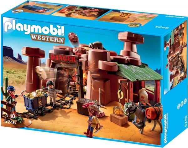 Playmobil™ - Goldmine mit Sprengkiste (5246) ab €24,72 [@Galeria-Kaufhof.de]
